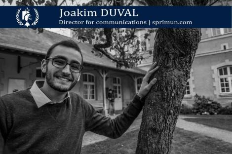 Joakim SPRIMUN