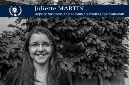Juliette SPRIMUN
