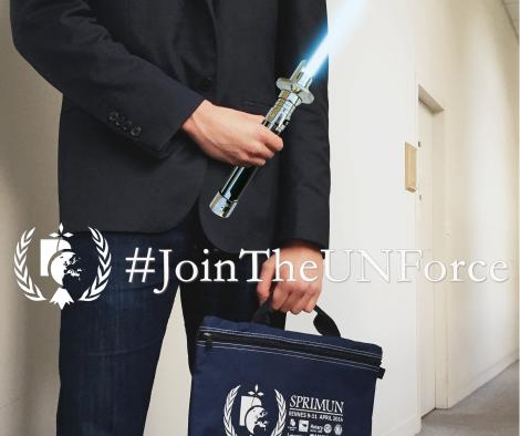 #JoinTheUNForce
